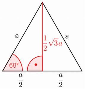 Höhe Berechnen Dreieck : sinus herleitung spezieller sinuswerte ~ Themetempest.com Abrechnung