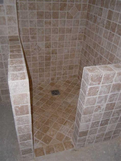 salle de bains travertin salle de bains thierry andr 233 oni carrelage en baronnies