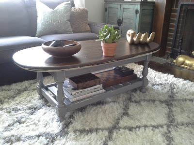 Lilly's Home Designs Ethan Allen Coffee Table Redesign