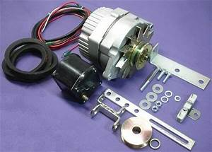 New Ford 2n 9n Tractor Alternator Conversion One Wire 12v