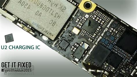 iphone    dead fixed  replacing  chip ic youtube
