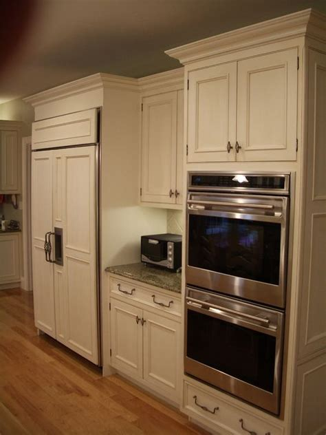 double wall oven cabinet gourmet kitchen white cabinets kitchen cabinets double