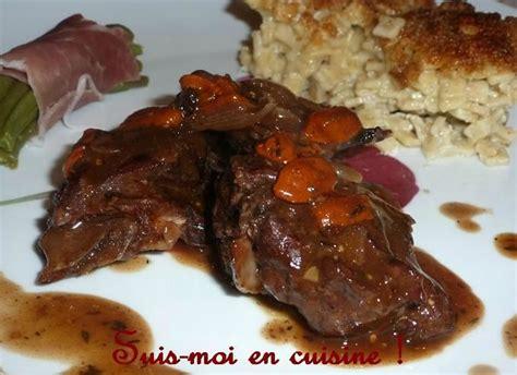 comment cuisiner le chevreuil cuisiner un cuissot de chevreuil 28 images cuisiner du