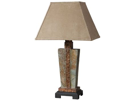 Uttermost Slate Accent Table Lamp