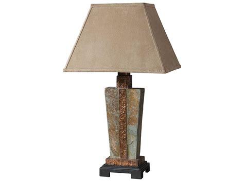 Uttermost Slate Accent Table Lamp Ut263221