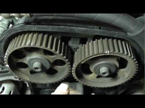 Suzuki Forenza With Broken Timing Belt Part
