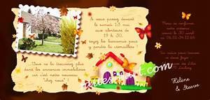 Pendaison De Crémaillère Invitation : invitation personnalis e pour cr maill re petite maison ~ Melissatoandfro.com Idées de Décoration