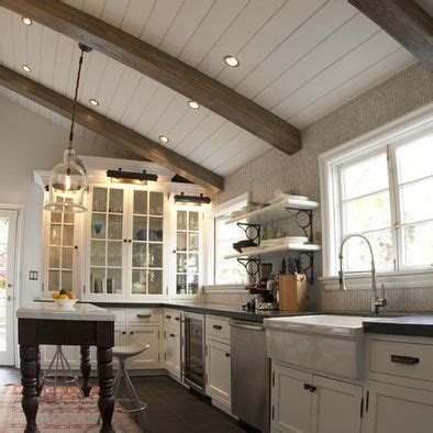 25 best ideas about painted wood ceiling on pinterest