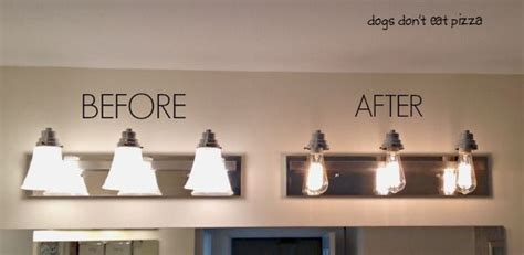 How To Change A Bathroom Light Fixture by How To Update Bathroom Lighting It S As Easy As Changing