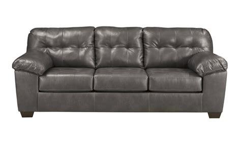 Durablend Loveseat by Alliston Durablend Sofa 2010238 Leather Sofas