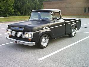 1959 Front By 1957 58 59 60 Ford F