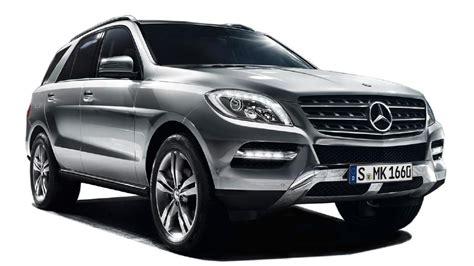 Mercedes-benz M-class Images, Interior & Exterior Photo