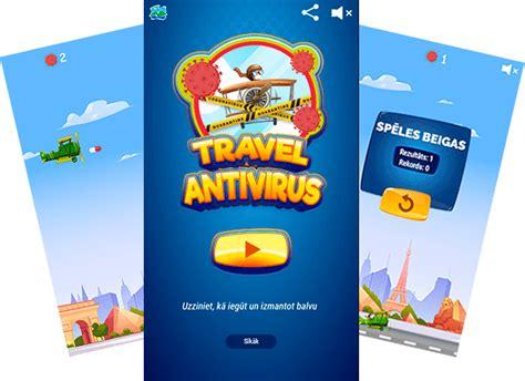Travel antivirus