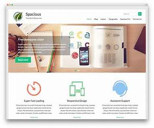 one page wordpress template free download With if page template wordpress