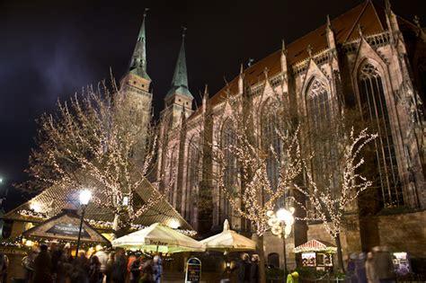 nuremberg germanys  famous christmas market