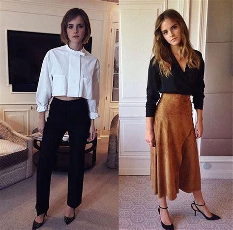 Pin Bailey Jernigan Emma Watson Style