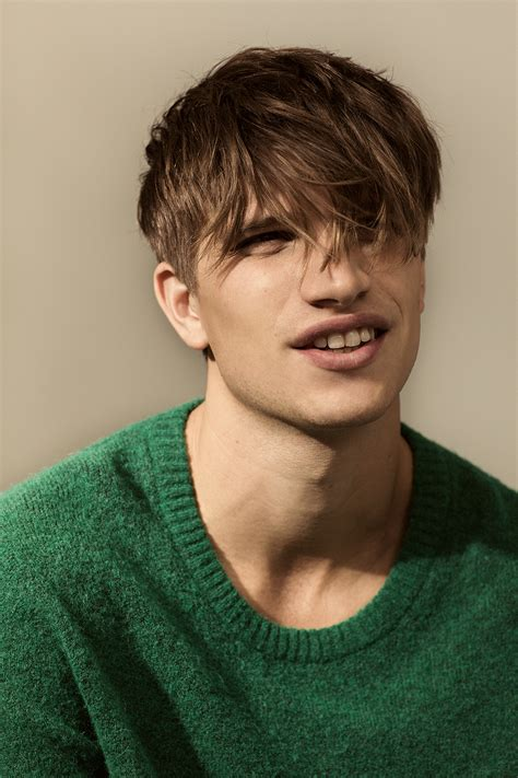 wanted    male models beauty regimes