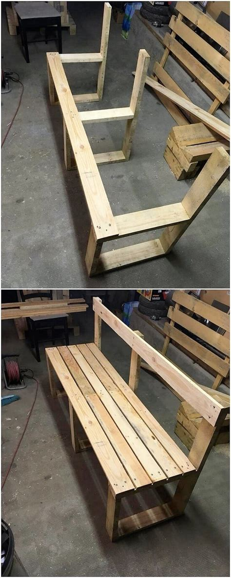 easy    inexpensive diy wood pallet projects