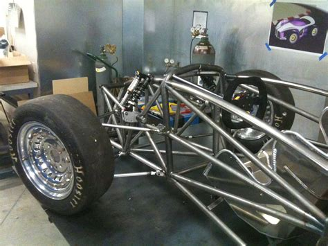 Race Car Chassis Design By Hans Pflaumer At Coroflot.com