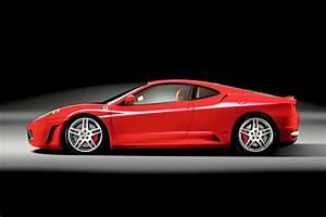 Ferrari F40 Side View images