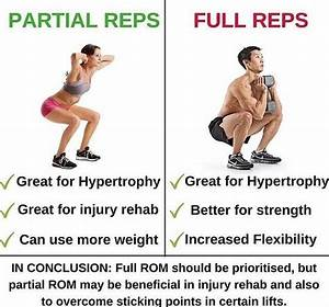 Which Has More Benefits  A Full Deep Squat Or A Half Squat