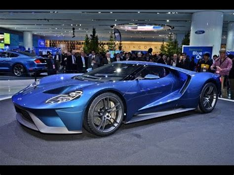 2017 Ford Gt New Sports Car  Design Automobile