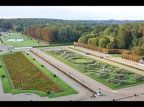 vaux le vicomte arch 201 type du jardin 192 la fran 199 aise