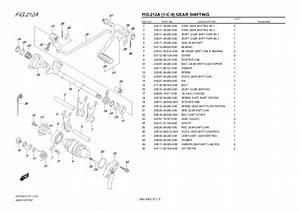 Suzuki Gs 150 Gixxer Catalogo De Partes