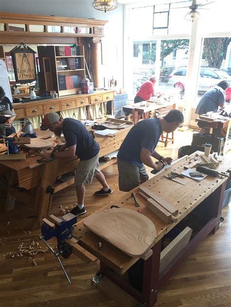 hidden covington woodworking shop  kind   big