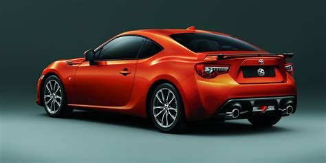 cars toyota 2017 toyota 86 updated and uprated sports car confirmed