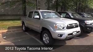 2012 Toyota Tacoma Manual  Review