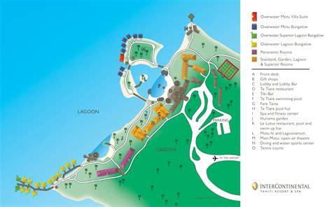 RESORT MAP & LOCATION