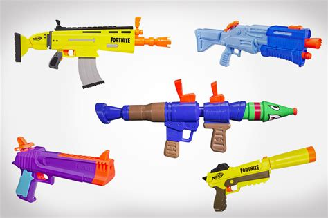 fortnite nerf guns buy  entire collection joes daily