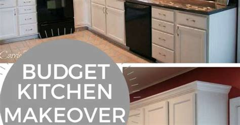 hometalk a diy kitchen makeover on a small budget budget kitchen makeover hometalk