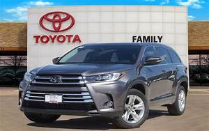2018 Toyota Highlander Limited Owners Manual