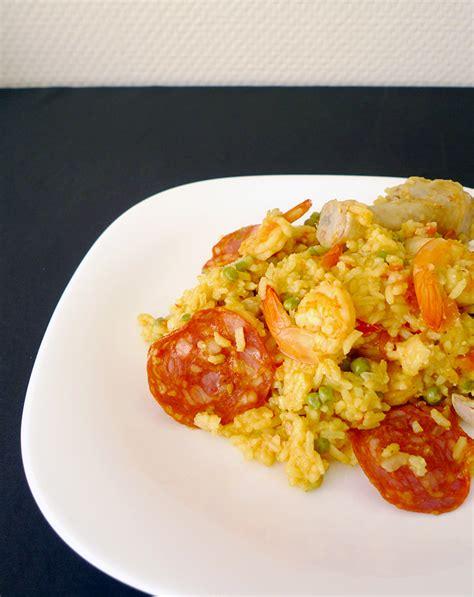 cuisine paella paella aline cuisine