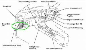 2004 Acura Tl Charging System Circuit Diagram