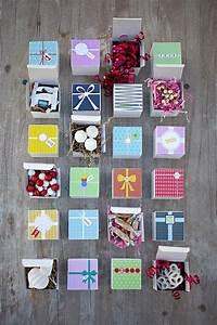 Basteln Für Weihnachten Erwachsene : 1001 adventskalender selbst gestalten bastelideen f r weihnachten adventskalender ~ Orissabook.com Haus und Dekorationen