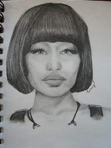 Nicki Minaj by Tammy--J on DeviantArt