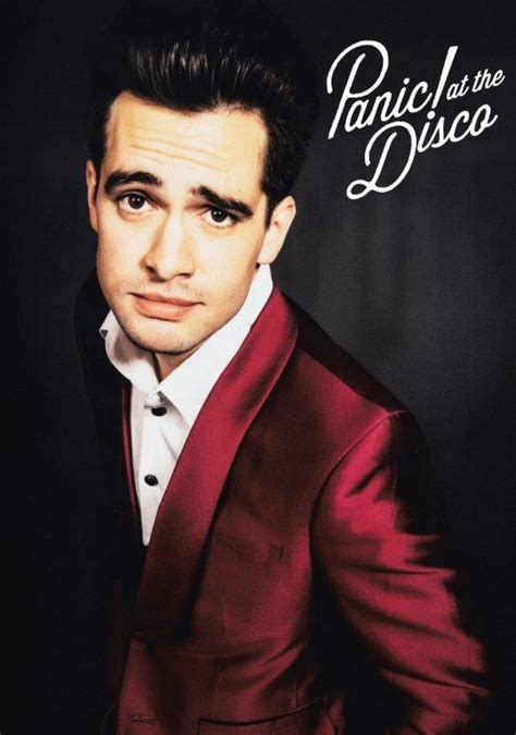 BRENDON URIE Panic At The Disco Poster Prints U