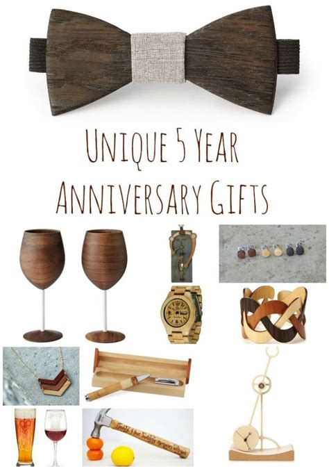 1000 Ideas About 5 Year Anniversary Gift On 5