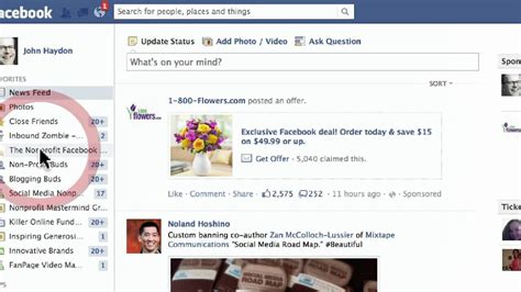How to use Facebook Ads to Promote your Facebook Page ...