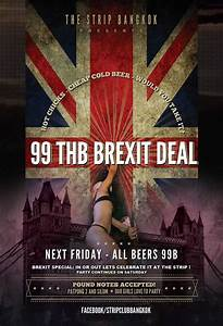 Brexit party in Bangkok | Dave The Rave Bangkok