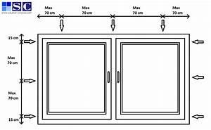 Comment poser une fenetre pvc wasuk for Comment poser porte fenetre pvc