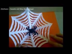 Halloween Sachen Basteln : bastelideen halloween spinne aus papier basteln tinker for halloween spider made of paper ~ Whattoseeinmadrid.com Haus und Dekorationen