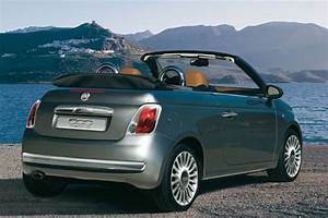 Fiat 500 Décapotable Prix : rouler en cabriolet c est bon pour le moral en voiture simone ~ Gottalentnigeria.com Avis de Voitures