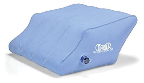 Amazon.com: Inflatable Acid Reflux Bed Wedge Pillow by