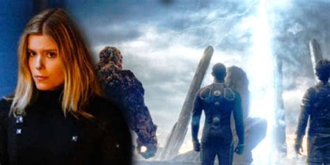 New Fantastic Four Movie Photos Released