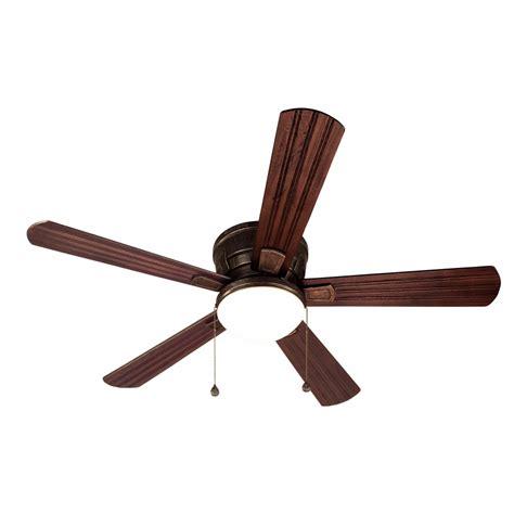 harbor breeze outdoor ceiling fan shop harbor breeze 52 in outdoor ceiling fan at lowes com