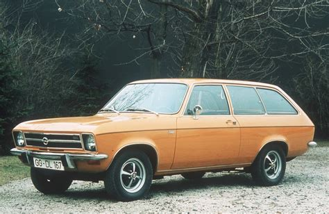 Opel Station Wagon by Opel Ascona Voyager Cars N Stuff Cars